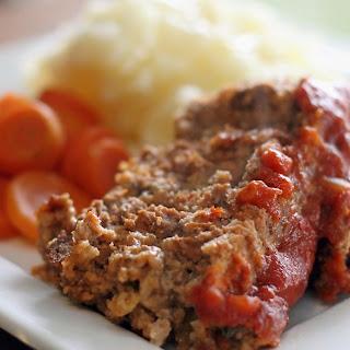 Myron's Crock Pot Meatloaf.