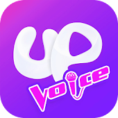 UpVoice - Group Voice Chat App