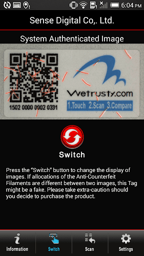 Wetrusty.com screenshot 4