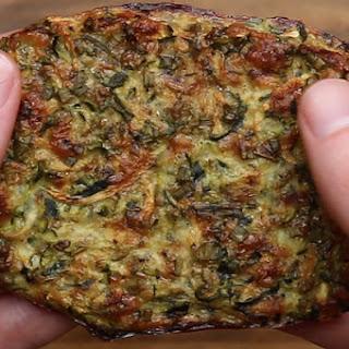 "1. Zucchini ""Hash Browns"" Recipe"