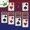 Solitaire Town: Classic Klondike Card Game icon