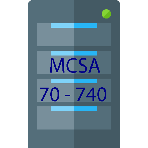 MS Server 2016 - MCSA 70-740 Certification Android APK Download Free By Magic Bytes Soft