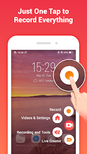 Fenix Recorder – Screen Recorder & Video Editor Apk Download For Android 1