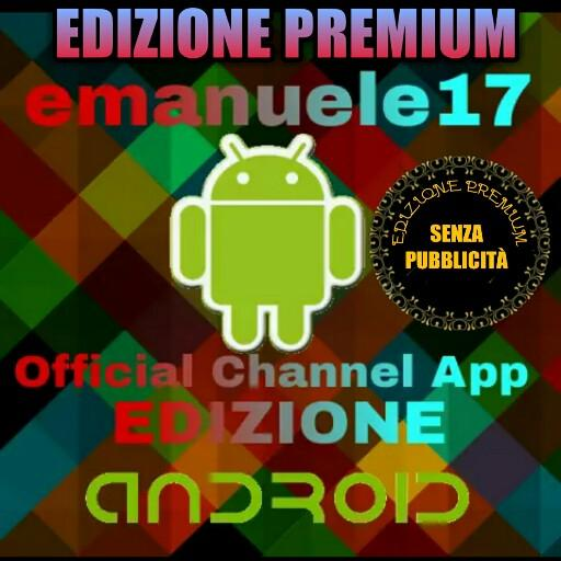 Emanuele17 Official Channel App Premium (app)