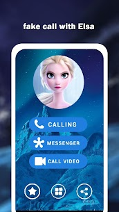 Call from Elssa 📱 Chat + video call (Simulation) 2