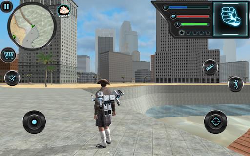 Jetpack Rider Gangster Terror 1.0 screenshots 2