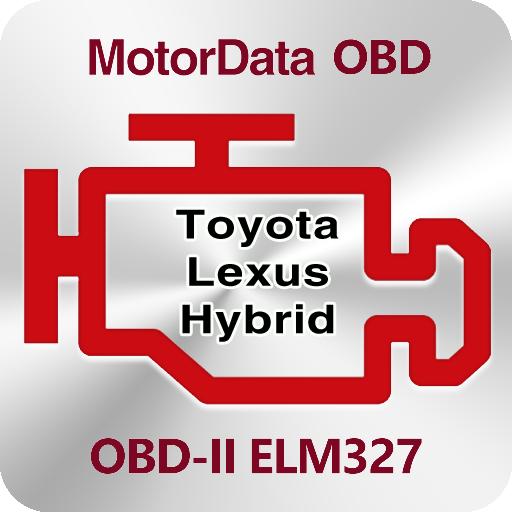 Toyota Hybrid Lexus Hybrid. MotorData OBD scanner file APK Free for PC, smart TV Download