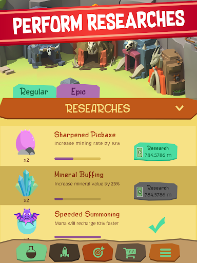Tiny Dragons - Idle Clicker Tycoon Game Free - screenshot