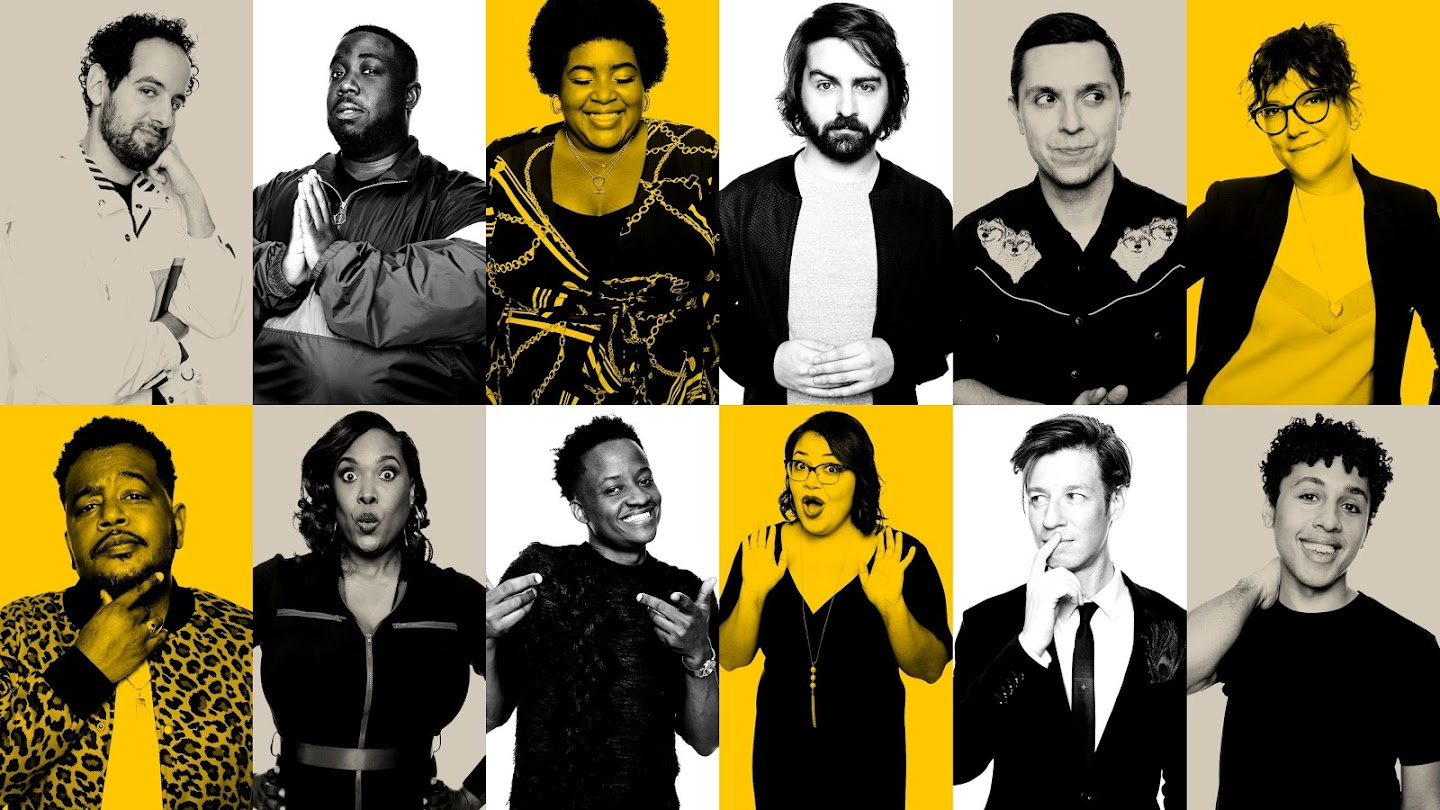 Watch Comedy Central Stand-Up Presents... live