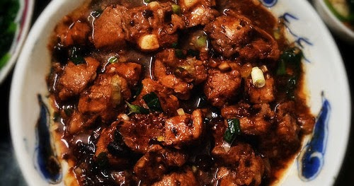 Chinese Steamed Spareribs with Black Bean 蒜蓉豆豉蒸排骨