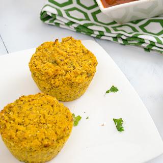 Pumpkin Cornbread Muffins (#SundaySupper)