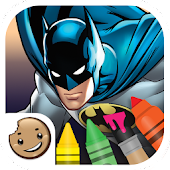 Painting Lulu Batman App