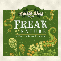 Logo of Wicked Weed Freak Of Nature
