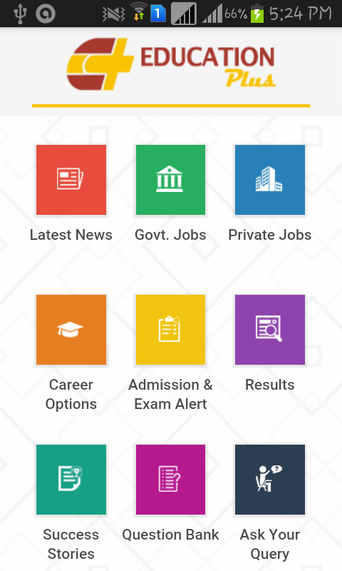 Education Plus- screenshot