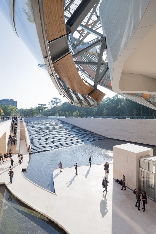 Concurso de Fotografía Arquitectónica por la Fundación Louis Vuitton