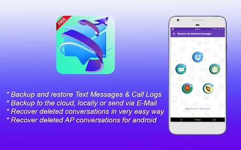 Recover Deleted Text Messages:Recover SMS - náhled