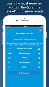 Learn Arabic with the Quran APK 3
