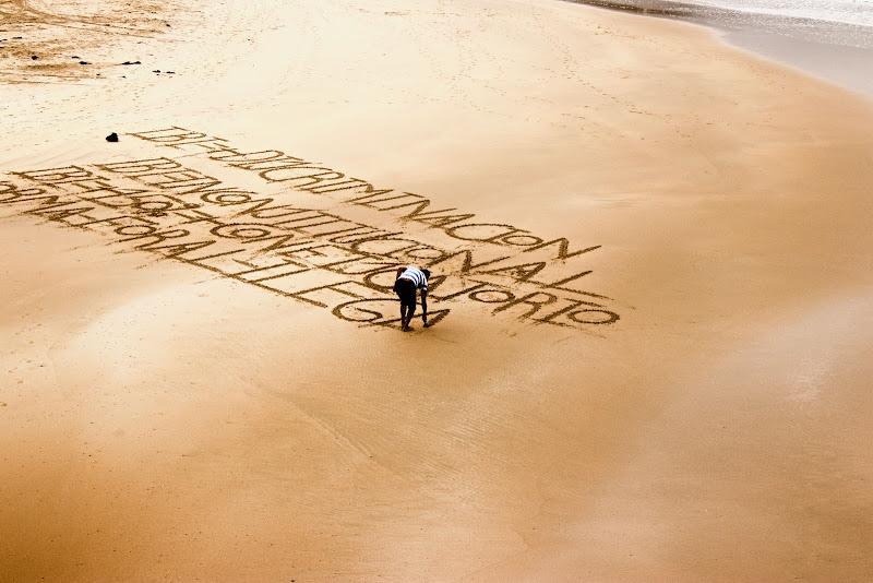 Una pagina di sabbia di ROSARIO MARCO ABBATE