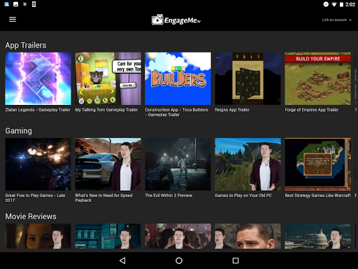 EngageMe.TV 2.1.6 screenshots 8