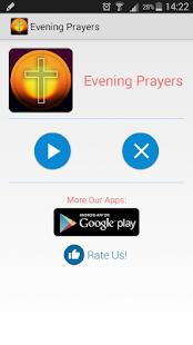 Evening Prayers - náhled