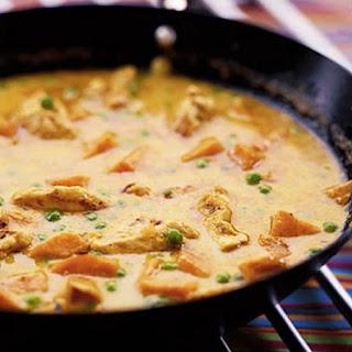Chicken, Sweet Potato & Coconut Curry Recipe