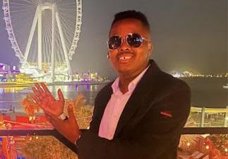 Mpungose sells maskandi to the world in Dubai