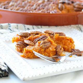 Sweet Potato Casserole {Vegan and Gluten-free}