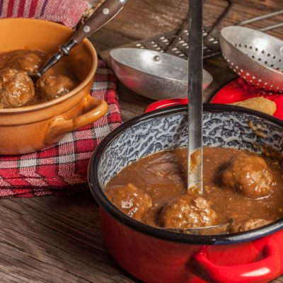 Copycat Olive Garden Meatballs