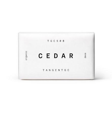 Cedar Tvål, 100 g