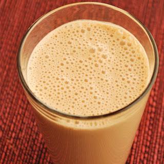 Chocolate, Banana & Peanut Butter Protein Shake