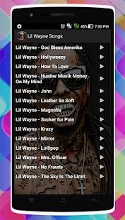 Lil Wayne Songs - náhled