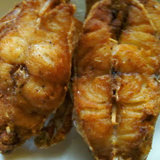 Fry Fish Without Flour Recipes.