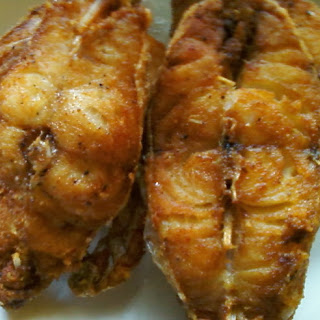 Fried Fish.