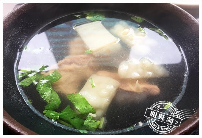 赤崁嫩骨飯苦瓜排骨湯2