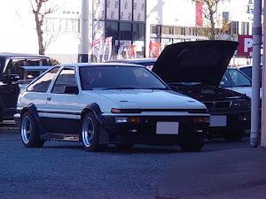 スプリンタートレノ AE86 昭和59年式GT-APEXのカスタム事例画像 おしーんさんの2020年12月20日00:19の投稿
