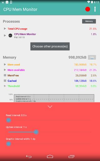 玩工具App|CPU Memory Monitor免費|APP試玩
