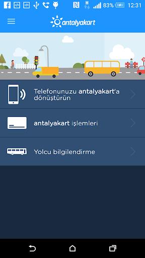 Antalyakart Mobil