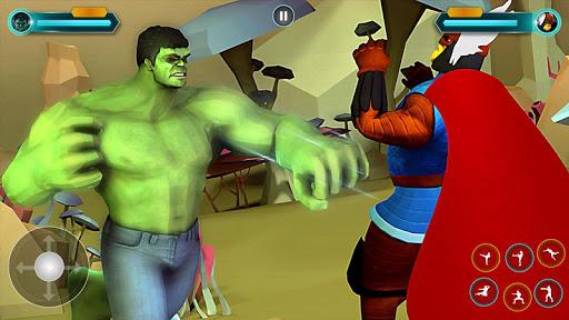 Immortal Superheroes Vs Villains Ring Battle 2018 1.0 screenshots 9