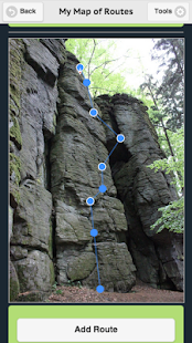 Climber's Routes- screenshot thumbnail