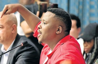 EFF councillor accused of raping NMU student resigns - HeraldLIVE