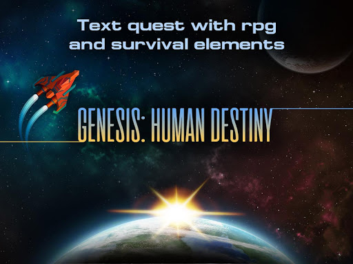 Genesis: Human Destiny 0.1.5 screenshots 1