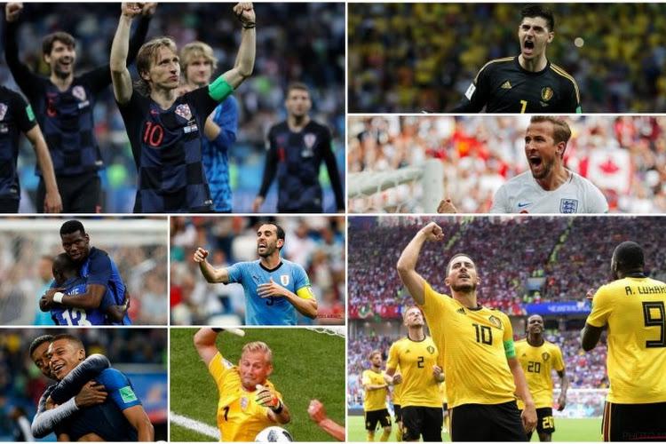 Vier individuele prijzen, vier winnaars: dit zijn volgens ons de grootste uitblinkers van het WK in elke categorie