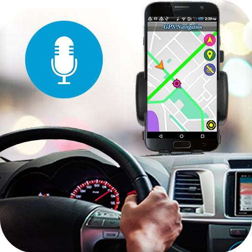 GPS Navigation & Route Maps-GPS Directions Tracker