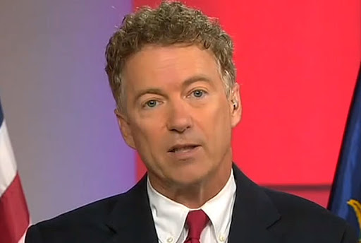 Rand Paul slams GOP senators 'parading' as conservatives