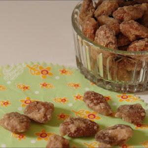 Cinnamon and Chocolate Almonds
