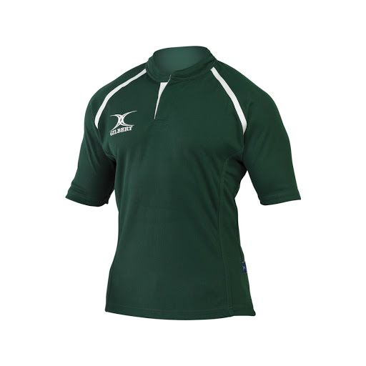 Gilbert Rugby Match Shirt