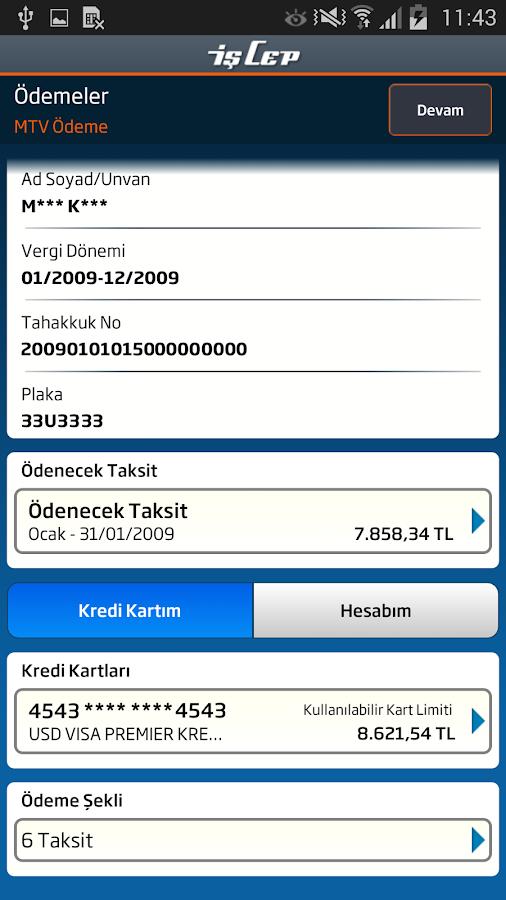 İşCep- screenshot