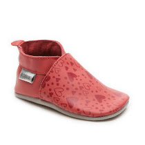 Bobux Red Heart Pre-Walker PRAM SHOE