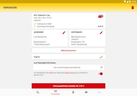 Dhl Sendungsverfolgung App : dhl sendungsverfolgung verfolge dein paket live ~ Orissabook.com Haus und Dekorationen