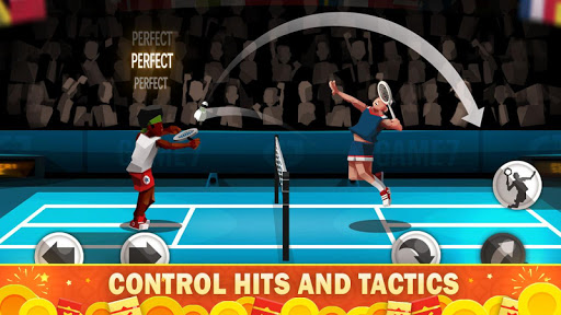 Badminton League apkmind screenshots 1